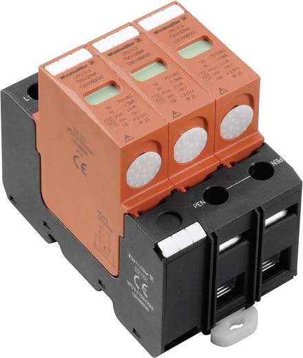 Überspannungsschutz-Ableiter Überspannungsschutz für: Verteilerschrank Weidmüller VPU II 3 750V / 40kA 1351090000 12.5 kA