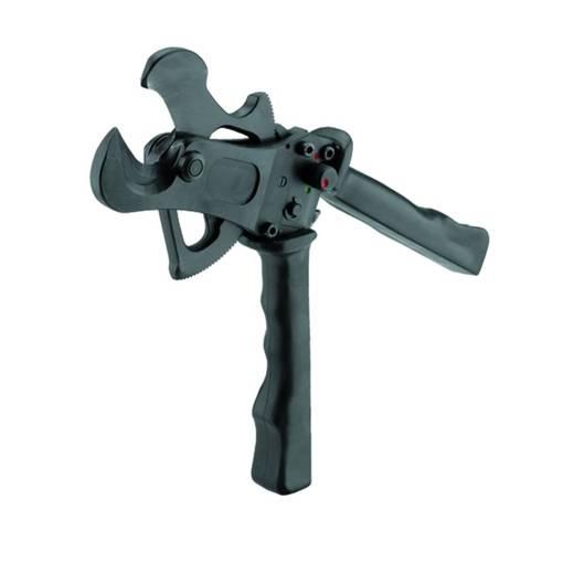 Frontkabelschneider Geeignet für (Abisoliertechnik) Alu- und Kupferkabel, ein- und mehrdrähtig 35 mm 300 mm² Weidmüller KTF 36 9002190000