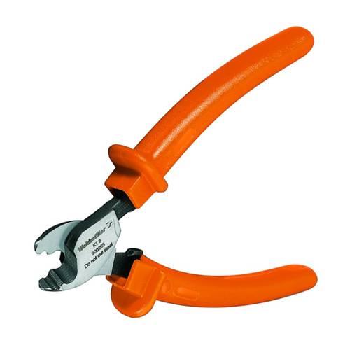 Kabelschneider Geeignet für (Abisoliertechnik) Alu- und Kupferkabel, ein- und mehrdrähtig 8 mm 16 mm² 6 Weidmüller KT 8