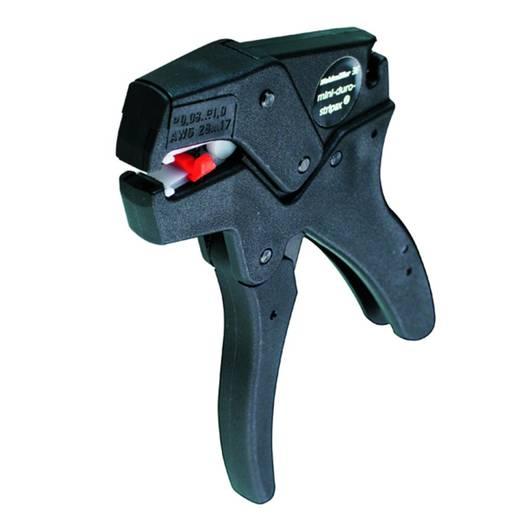 Weidmüller M-D Stripax 9003720000 Automatische Abisolierzange Geeignet für Leiter mit PVC-Isolation, Leiter mit PTFE-Is