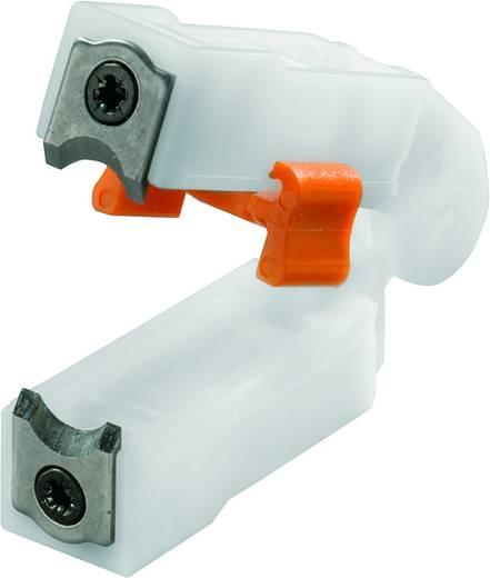 Weidmüller MEHA KP SW M-D-SPX 9003640000 Abisolierzangen-Messer Geeignet für Leiter mit PVC-Isolation, Leiter mit PTFE-
