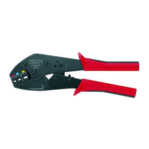 Crimpzange Isolierte Kabelschuhe 0.5 bis 6 mm² Weidmüller CRIMPER 6 I 9040450000