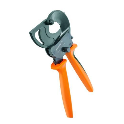 Ratschen-Kabelschere Geeignet für (Abisoliertechnik) Alu- und Kupferkabel, ein- und mehrdrähtig 55 mm 500 mm² Weidmüll
