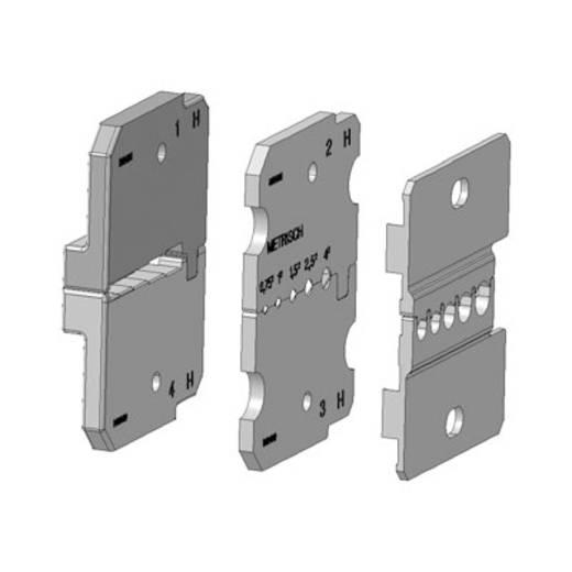Abisolierzangen-Messer Geeignet für Leiter mit Spezial-Isolationswerkstoffen 0.75 bis 4 mm² Weidmüller Multi-Stripax