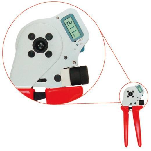 Crimpzange Gedrehte Kontakte 1.5 bis 10 mm² Weidmüller CTIN CM 3.6 9205440000