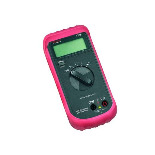 Hand-Multimeter digital Weidmüller MULTIMETER 125S Kalibriert nach: Werksstandard (ohne Zertifikat) CAT III 600 V Anzei