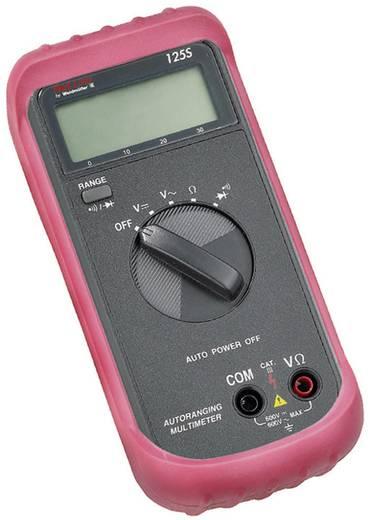 Hand-Multimeter digital Weidmüller MULTIMETER 125S Kalibriert nach: Werksstandard CAT III 600 V Anzeige (Counts): 2000