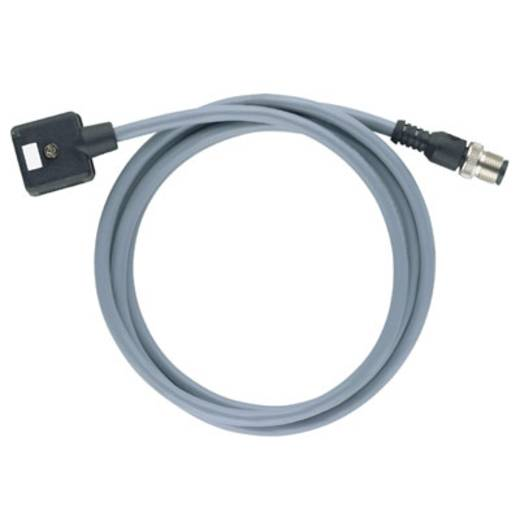 Sensor-/Aktor-Steckverbinder, konfektioniert M12 Stecker, gerade, Stecker, gewinkelt 2 m Polzahl: 3 Weidmüller 945768020