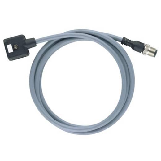 Weidmüller 9457400150 Sensor-/Aktor-Steckverbinder, konfektioniert M12 Stecker, gerade, Stecker, gewinkelt 1.50 m Polzah