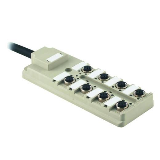 Sensor/Aktor-Passiv-Verteiler SAI-8-F 4P PUR 10M Weidmüller Inhalt: 1 St.