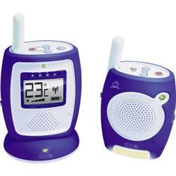 Digitálne elektronická detská opatrovateľka m-e modern-electronics 10604 DBS 5, 2.4 GHz