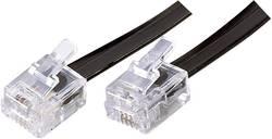 Câble de raccordement RJ11 RJ11 mâle 6P4C RJ11 mâle 6P4C 3 m