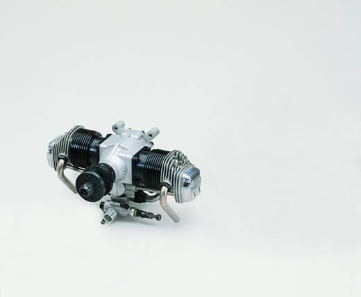 OS Engine OS MAX FT 160 Nitro 4-Takt Flugmodell-Motor 26.52 cm³ 2 PS 1.47 kW