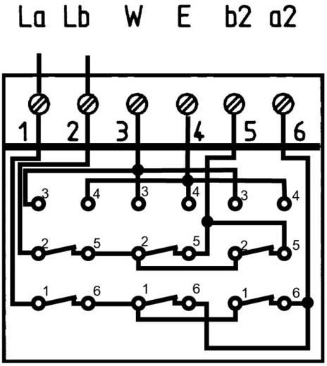 Telefondose NFF-Kodierung Aufputz Weiß