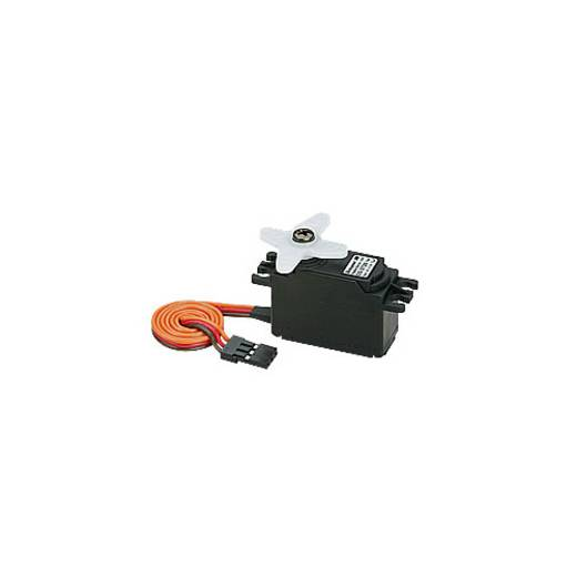 Graupner Midi-Servo DS 3728 BB, MG Digital-Servo Getriebe-Material: Metall Stecksystem: JR