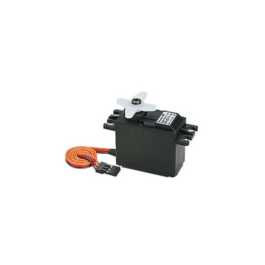 Graupner Standard-Servo DS 8511 BB, MG Digital-Servo Getriebe-Material: Metall Stecksystem: JR