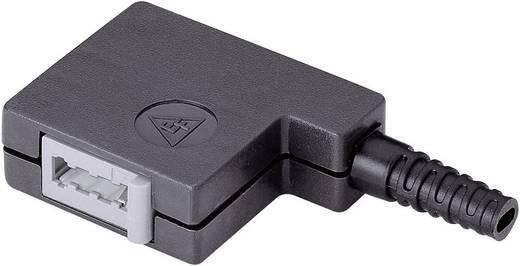 TAE-Bausatz Buchse, gewinkelt N-Kodierung 10-NT 1863 Schwarz BKL Electronic Inhalt: 1 St.