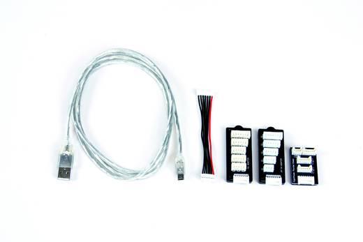 Modellbau-Multifunktionsladegerät 12 V, 220 V 15 A Graupner Ultramat 16S Blei, LiFePO, LiIon, LiPo, NiCd, NiMH