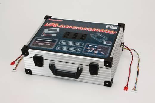 Modellbau-Multifunktionsladegerät 220 V 20 A Graupner Ultramat 18 Blei, LiFePO, LiIon, LiPo, NiMH, NiCd
