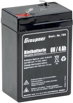 Olověný akumulátor (modelářství) Graupner 769, 6 V, 4000 mAh