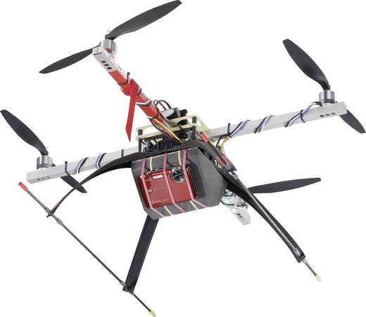 Reely för QuadroCopter Multicopter-Kamerahalterung