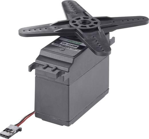 Modelcraft Spezial-Servo VS-11AMB Analog-Servo Getriebe-Material: Metall Stecksystem: JR