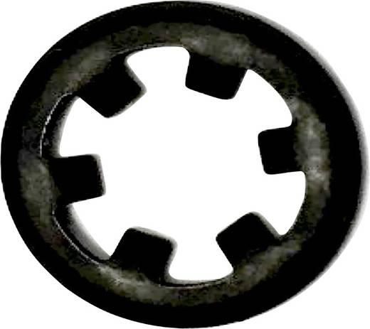 Klemmscheibe Reely Geeignet für Wellen-Durchmesser: 4 mm 20 St.