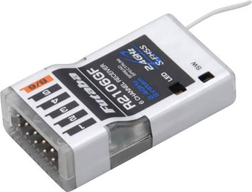 6-Kanal Empfänger Futaba R2106GF 2,4 GHz Stecksystem Futaba