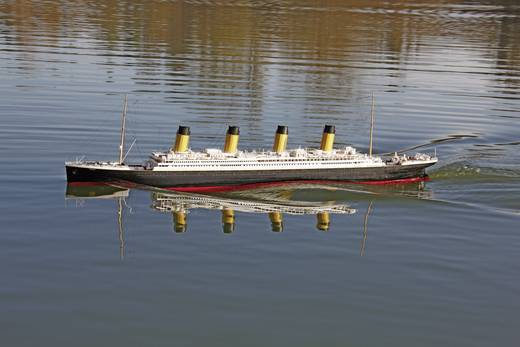 Graupner Titanic RC Motorboot ARR 1765 mm