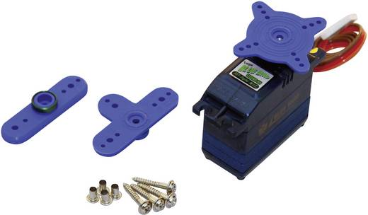 Bluebird Standard-Servo BMS-620DMG Digital-Servo Getriebe-Material Metall Stecksystem JR