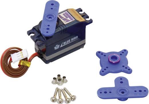 Bluebird Standard-Servo BMS-621DMG Digital-Servo Getriebe-Material Metall Stecksystem JR
