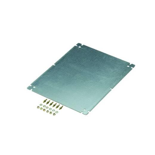 Weidmüller Montageplatte (L x B) 435 mm x 250 mm