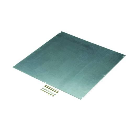 Weidmüller Montageplatte (L x B) 600 mm x 600 mm
