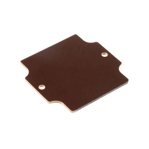 Weidmüller Montageplatte (L x B) 100 mm x 65 mm