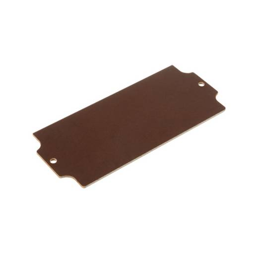 Weidmüller Montageplatte (L x B) 180 mm x 60 mm