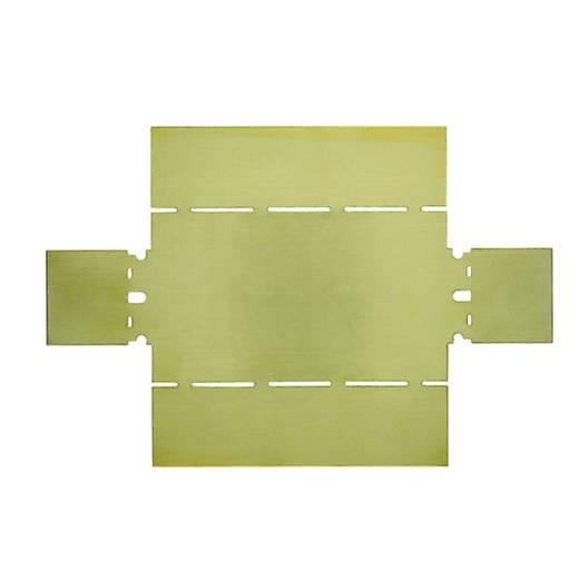 Erdungsplatte (B x H) 395 mm x 540 mm Weidmüller COPL POK 9+12 1 St.