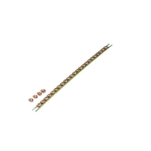 Weidmüller Erdungsplatte (L x B x H) 242 x 200 x 12 mm