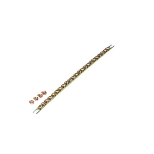 Weidmüller Erdungsplatte (L x B x H) 343 x 330 x 20 mm