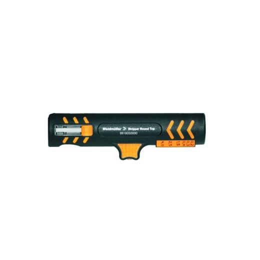 Kabelentmanteler Geeignet für Feuchtraumkabel 8 bis 13 mm 0.2 bis 4 mm² Weidmüller STRIPPER ROUND TOP 9918050000