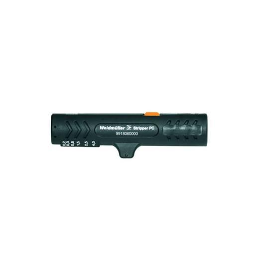 Kabelentmanteler Geeignet für Feuchtraumkabel 5 bis 15 mm 0.25 bis 4 mm² Weidmüller STRIPPER PC 9918060000