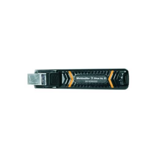 Abisoliermesser Geeignet für Rundkabel 8 bis 28 mm 4 bis 37 mm² Weidmüller SLICER NO 27 9918080000