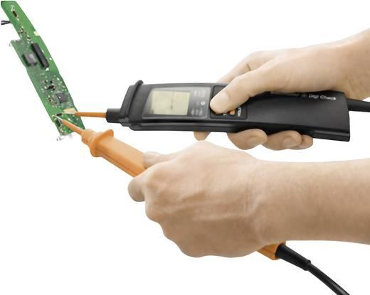Weidmüller DIGI CHECK Zweipoliger Spannungsprüfer CAT III 690 V, CAT IV 600 V LCD Werksstandard (ohne Zertifikat)
