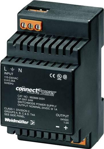 Weidmüller CP SNT 24W 12V 1.5A Hutschienen-Netzteil (DIN-Rail) 12 V/DC 1.5 A 18 W 1 x