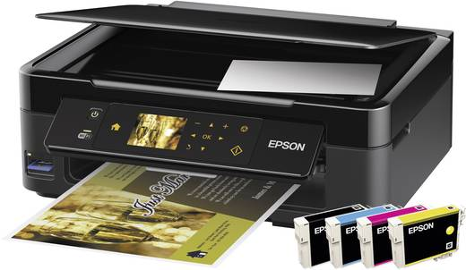 epson stylus sx445w multifunktionsger t tinte 3in1 usb wlan drucker kopierer scanner kaufen. Black Bedroom Furniture Sets. Home Design Ideas
