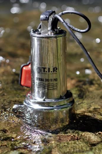 T.I.P. 30072 Schmutzwasser-Tauchpumpe 19500 l/h 10.5 m