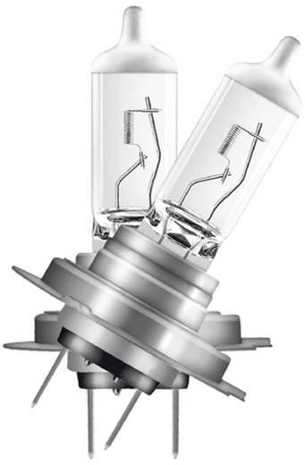 OSRAM Halogen Leuchtmittel Silverstar 2.0 H7 55 W