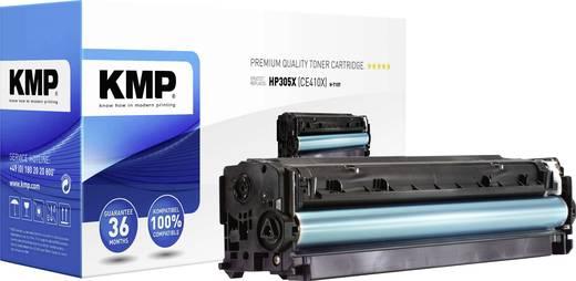 KMP Toner ersetzt HP 305X, CE410X Kompatibel Schwarz 4900 Seiten H-T157