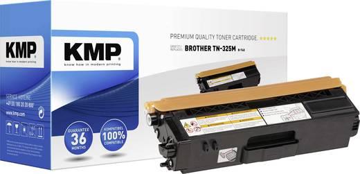 KMP Toner ersetzt Brother TN-325M, TN325M Kompatibel Magenta 3500 Seiten B-T40