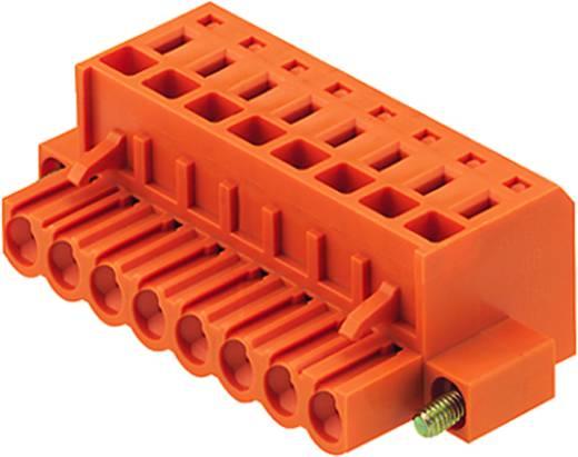 Leiterplattensteckverbinder Orange Weidmüller 1803340000 Inhalt: 72 St.