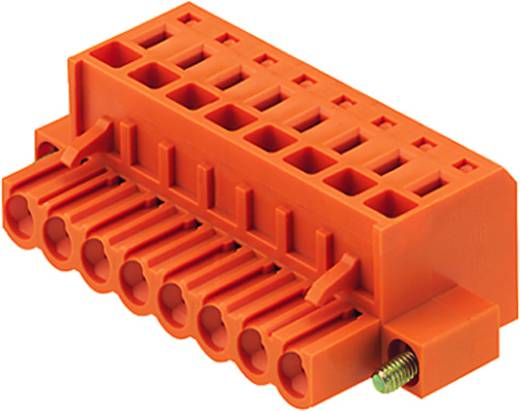 Buchsengehäuse-Kabel BL Polzahl Gesamt 10 Weidmüller 1803410000 Rastermaß: 5.08 mm 30 St.